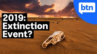 Are we in the Middle of Earth's 6th Mass Extinction? - BTN Explains