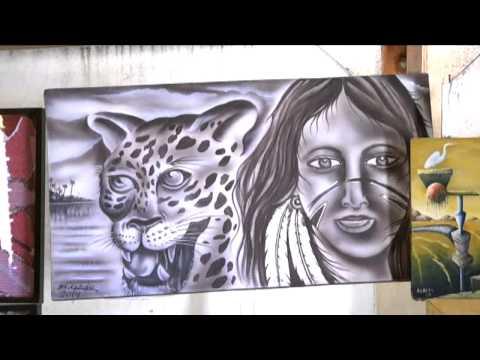 Jornal da Amazônia | Exposição Amazônia Material Reciclado Amapá