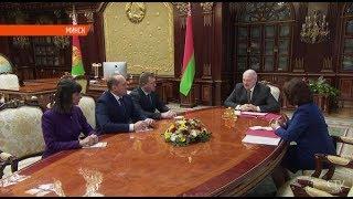 Гендиректором БЕЛТА назначена Ирина Акулович, министром лесного хозяйства - Виталий Дрожжа