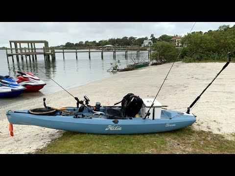 Mosquito Lagoon/Indian River/New Smyrna Beach/Edgewater Florida KAYAK FISHING