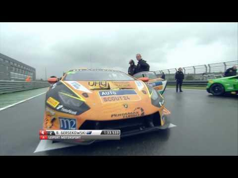 Lamborghini Super Trofeo World Finals Valencia 2016 - Finnish TV