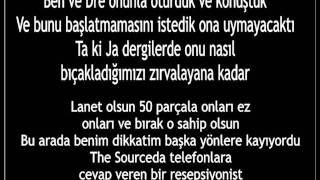 Eminem - Like Toy Soldiers (TR Çeviri)