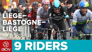 9 Riders To Look Out For At The 2017 Liège–Bastogne–Liège