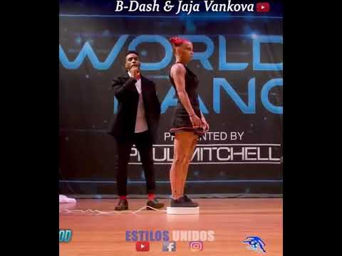Great world Dance - B Dash & Jaja vankova