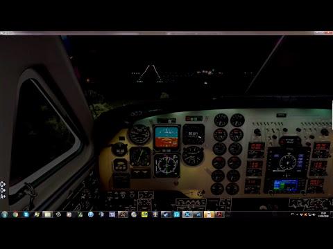 JET AIR EXECUTIVE - JAE210 (LEMES TURISMO) - SBRF SBFN IFR at IVAO - BE9L - PTJBN