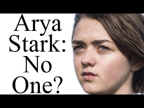 """""""No one"""": how will Arya Stark's story end?"""