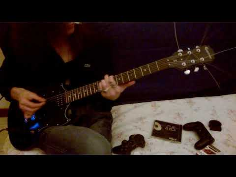 tainted love (guitar cover)