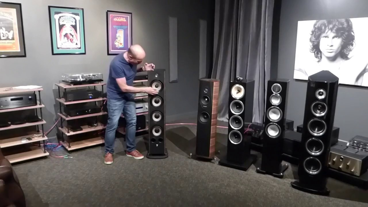 Focal Aria 936 Review by Upscale Audio's Kevin Deal