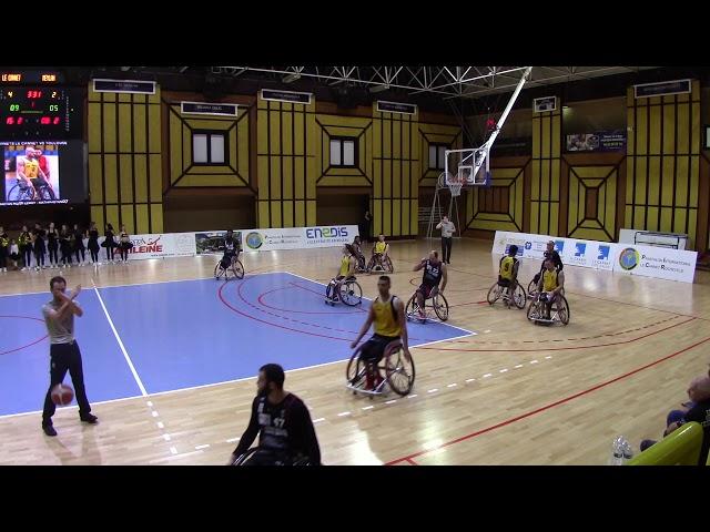 Hornets Le Cannet VS Meylan 30-11-2019