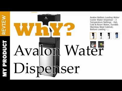 Why Avalon Bottom Loading Water Dispenser||Best Water Dispenser Review||Avalon Water Dispenser