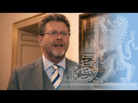 Staatsminister Dr. Marcel Huber zum Auftakt der 53. Münchner Sicherheitskonferenz- Bayern