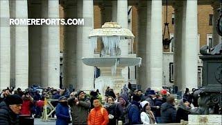 Đức Giáo Hoàng Phanxico tưởng nhớ những người vô gia cư đã chết trong cơn giá lạnh