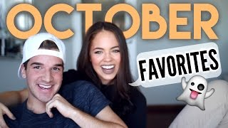 October Favorites 2015! Makeup, Shoes, Music & MORE