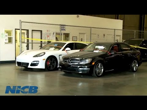Forty-Six Stolen Luxury Cars Returned to Port of Los Angeles