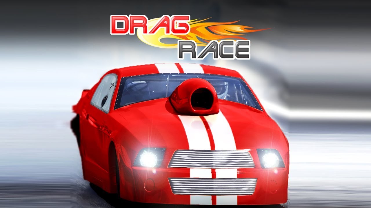 Drag Race Burnout Extreme Free Car Racing Games - iPhone & iPad Gameplay  Video