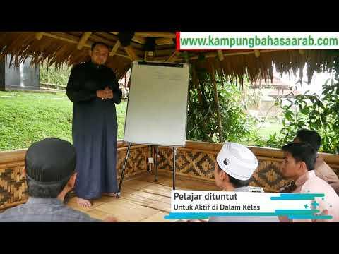 Pendaftaran Kampung Bahasa Arab BISA