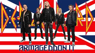 Def Leppard - Armageddon It - Ultra HD 4K - Hits Vegas Live at the Planet Hollywood. 2019
