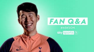 Does Son follow Mourinho on Instagram? 👀 | Fan Q&A with Heung-Min Son