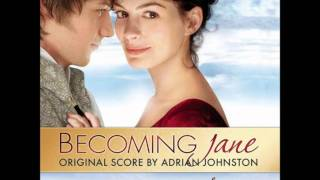 1. First Impressions - Becoming Jane Soundtrack - Adrian Johnston