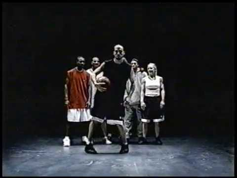 nike basketball freestyle commercial players