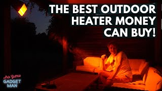 The best patio heater, bar none