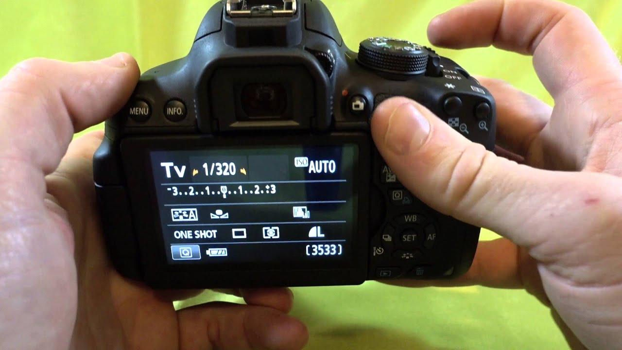 Canon Sl2 Shutter Count