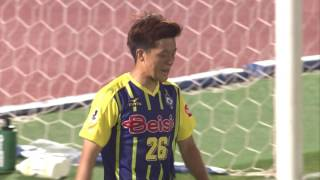 2017年6月18日(日)に行われた明治安田生命J2リーグ 第19節 群馬vs松...