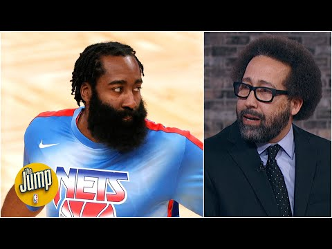 The Jump reacts to James Harden's Nets debut triple-double