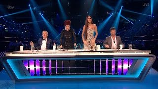 The X Factor UK 2016 Live Shows Finals Matt Terry Judges' Comments S13E31