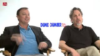 Interview Bob Farrelly Peter Farrelly DUMB AND DUMBER TO