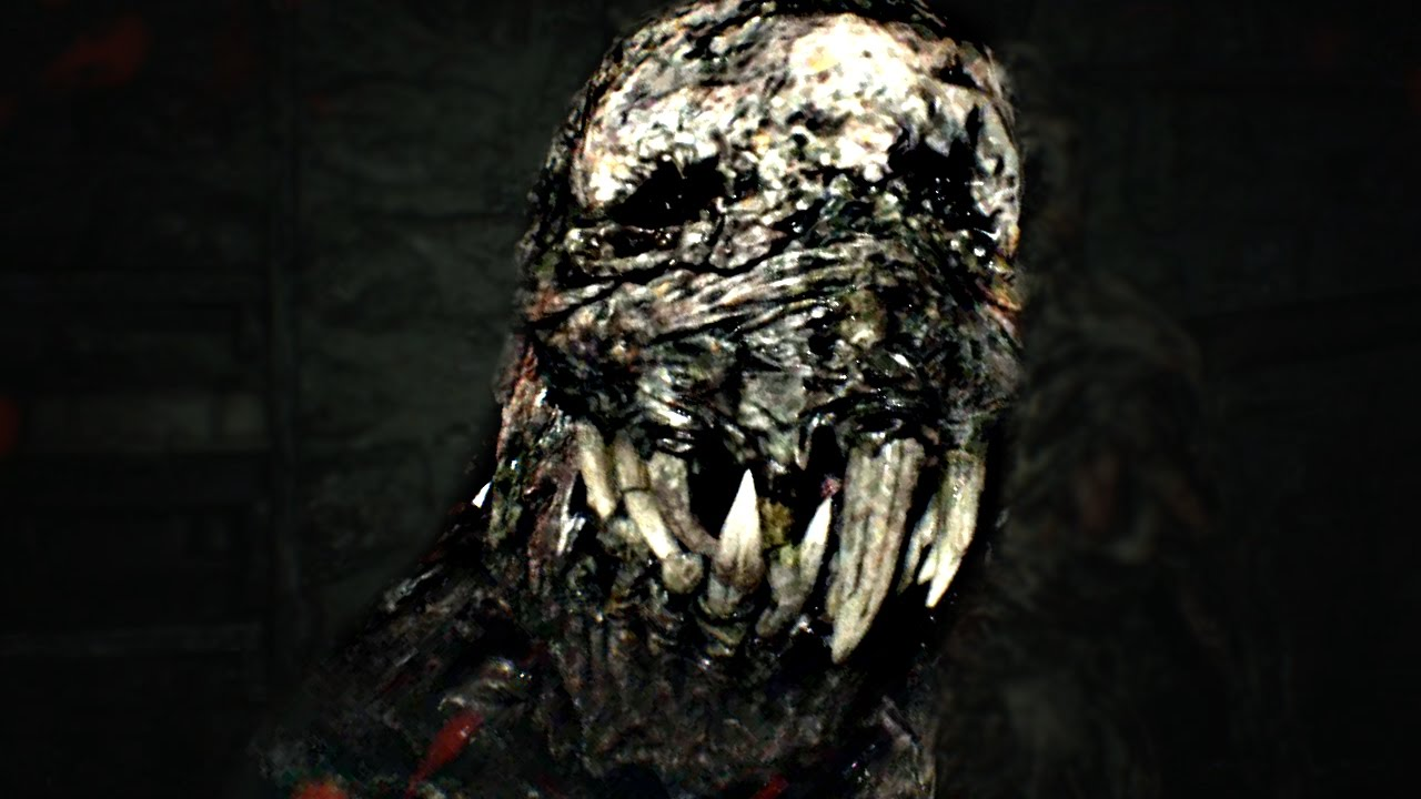 What Is Resident Evil 7's MOLD MONSTER? • Resident Evil 7 Before ...