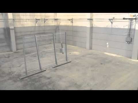 Garantell 1648 joule impact test wire mesh