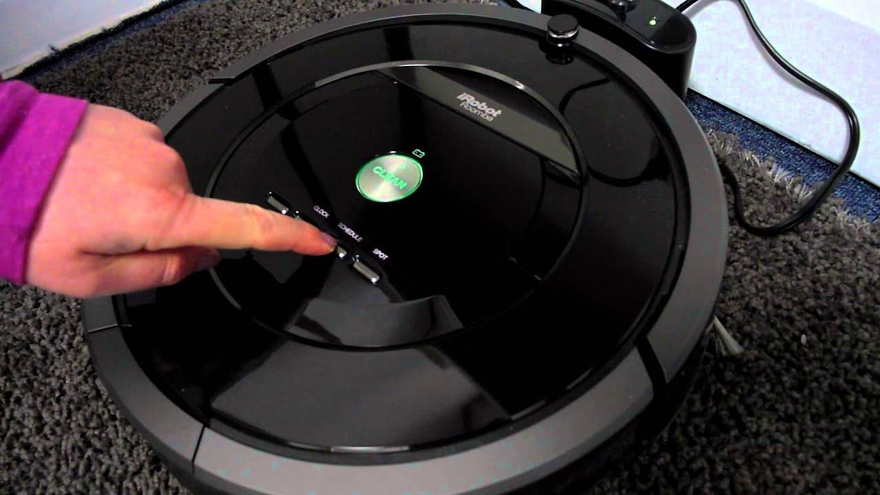 Test Le nouvel iRobot Roomba 880, fer de lance du
