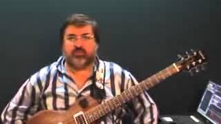 Уроки импровизации на гитаре ч2 (3)