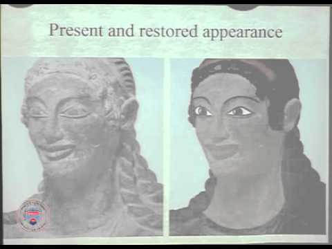 HART316 20120216 LECTURE03   Etruscan Art I