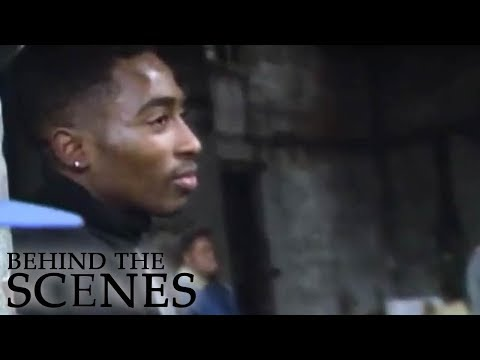 JUICE 25th ANNIVERSARY | Omar on Tupac's song Brenda's Got A Baby | Official Behind the Scenes