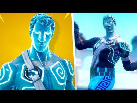 Fortnite - SKINS GELO HOJE !?!? thumbnail