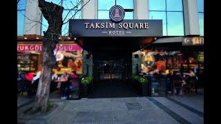 Taksim Square Hotel  Stanbul Turkey