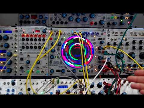 Buchla USA At Superbooth 2018 With Marc Doty