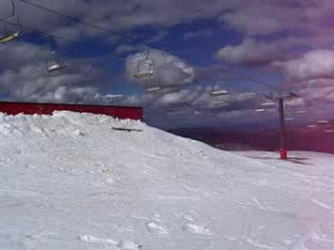 Sasquatch ski rail bail