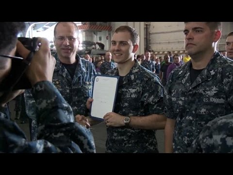 SECNAV announces Meritorious Advancement Program
