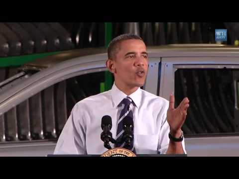 Obama's First New Car Was A Grand Cherokee