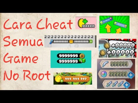 Cara Cheat Semua Game|NO ROOT