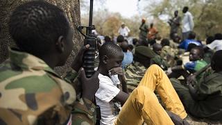 أخبار عربية وعالمية - اليوم العالمي للأطفال المجندين في الحرب