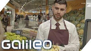 Der größte Event-Supermarkt Deutschlands | Galileo | ProSieben