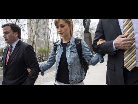 Verdacht auf Menschenhandel: Allison Mack – nur der Guru der Sex-Sekte stand über ihr