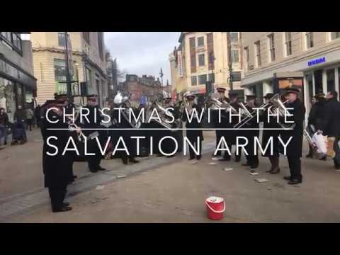 Christmas Carols with the Salvation Army (2018)