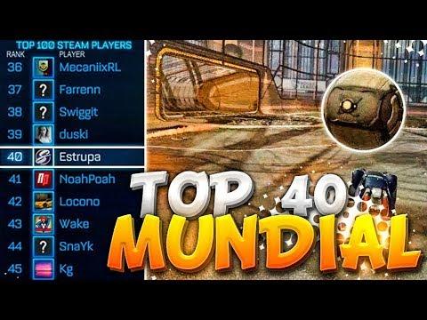 LLEGANDO A TOP 40 MUNDIAL TEMPORADA 10 ~ ROCKET LEAGUE thumbnail