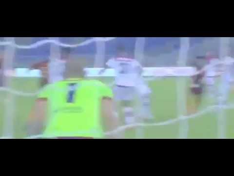 salah goal AS Roma vs Crotone 4-0