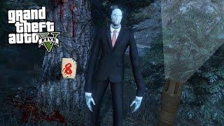 GTA 5 Mods - ULTIMATE SLENDER MAN MOD!! GTA 5 Slender Man Mod Gameplay! (GTA 5 Mods Gameplay)